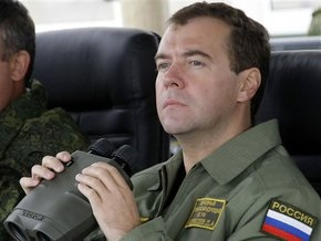 Медведев: Россия расширит военно-морское присутствие в мировом океане