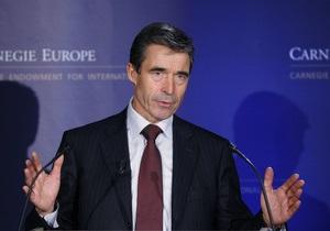 Генсек НАТО: Потепление отношений Альянса с РФ будет способствовать диалогу Москвы и Тбилиси