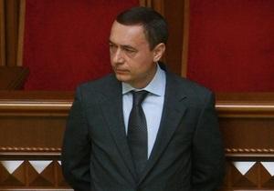 Кроме Мартыненко, еще три депутата от НУ-НС вступили в партию Яценюка