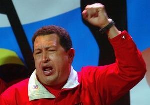 Чавес признал замедление строительства социализма в Венесуэле