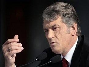 Ющенко: Отношения между странами-соседями не могут быть простыми и легкими