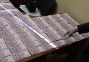 Новости Ровно - налоговая - взятки - В Ровенской области налоговик требовал 100 тысяч грн за неначисление штрафа