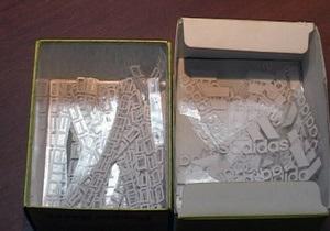 В Одессе разоблачен подпольный цех по производству спортивных штанов adidas