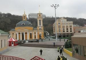 Киевским властям предcтавили три варианта транспортной развязки на Почтовой