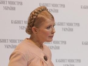 Тимошенко не боится выхода Нашей Украины из коалиции