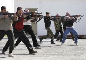 Москва заподозрила Косово в подготовке боевиков для сирийской оппозиции