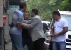 В Сети появилось неоднозначное видео с сыном Януковича