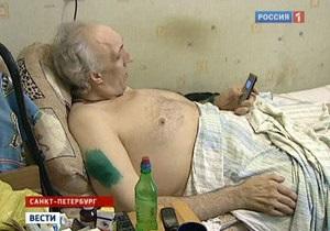 В Санкт-Петербурге скончался самый высокий человек России