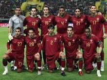 Евро-2008: Португалия называет состав