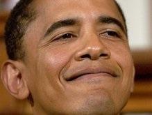 Буш поздравил Обаму с победой на праймериз