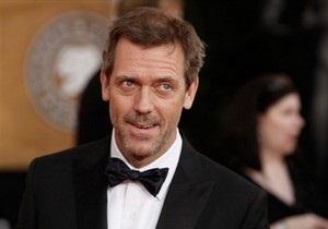 Хью Лори снимется в фантастическом фильме с Джорджем Клуни