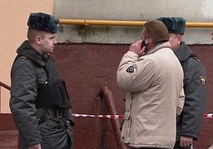 В Москве мужчина сознался в убийстве жены и двух дочерей