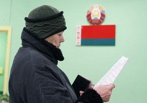 Белорусские выборы: в Киеве проголосовал 61% избирателей