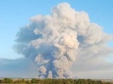 Взрывы снарядов близ Лозовой: эвакуировано свыше 18 тысяч жителей
