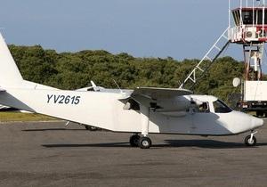 Итальянские власти не исключают, что пропавший в Венесуэле самолет с итальянцами мог быть похищен