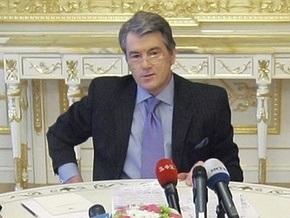 Ющенко просит МВФ скорее возобновить работу в Украине