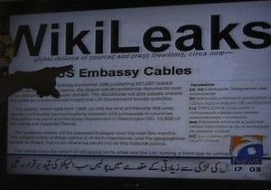 Wikileaks: США пытались вмешаться в сделки Украины по продаже оружия
