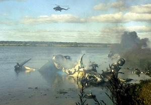 СМИ назвали имя выжившего в крушении Як-42 хоккеиста
