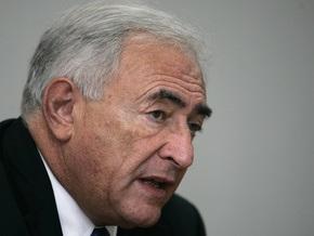 Глава МВФ считает реструктуризацию банков приоритетной задачей