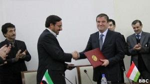 Душанбе сближается с Тегераном, не боясь реакции Запада