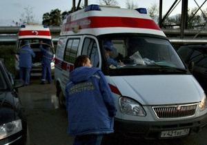 В Псковской области перевернулся автобус с украинцами