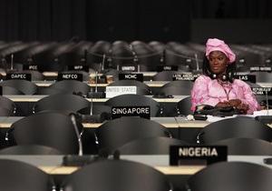 Развивающиеся страны отказались продолжать переговоры по климату в Копенгагене
