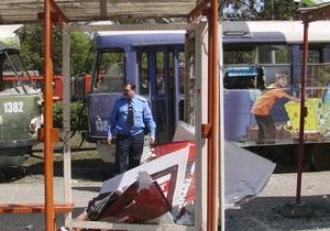 Милиция рассматривает четыре версии взрывов в Днепропетровске