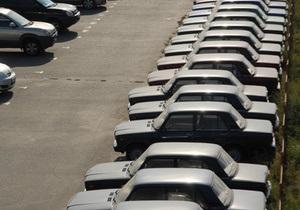 СБУ разоблачила схему незаконной передачи киевских автостоянок под застройку