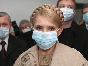 Тимошенко: Я защищаюсь лимоном, луком, чесноком, всем, что проверено поколениями