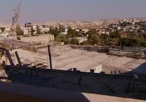 Израиль - Палестина - Израильские поселения осложняют переговоры - видео