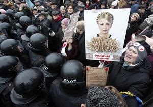 Новая газета: Тимошенко невыносима