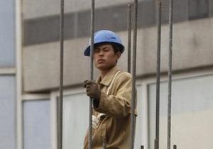 Работник в Китае за час зарабатывает в полтора раза больше, чем в Украине