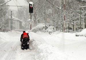 Сильнейшие холода в Восточной Европе: уже более 60 погибших
