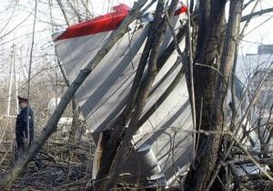 Расследование cмоленской катастрофы: Польский депутат обвинил Россию в фальсификациях
