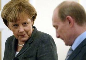 Меркель попытается изменить отношение Путина к сирийскому конфликту