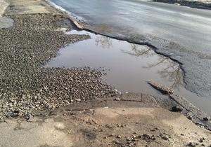 Укравтодор отремонтировал 85% дорог государственного значения