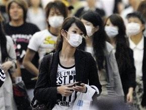Число случаев заражения вирусом A/H1N1 в Японии возросло до 44