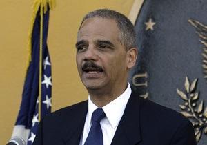 Генпрокурора США могут обвинить в неуважении к Конгрессу