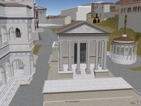 Google создала 3D Рим