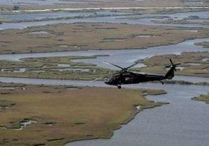 Нефтяные сгустки достигли дельты Миссисипи. BP приступает к установке защитного купола