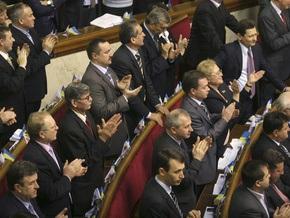 Завтра Рада не будет рассматривать вопрос о недоверии Тимошенко. Из-за Януковича?