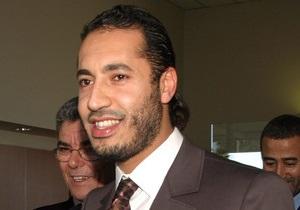 Сын Каддафи намерен возглавить восстание в Ливии