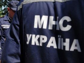 В Кременчуге нашли ведро с ртутью возле остановки общественного транспорта