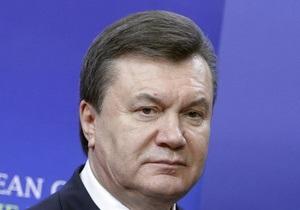 Янукович определился с кандидатурами на пост министров обороны и иностранных дел