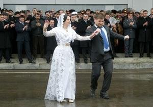 В Чечне ввели штраф за похищение невесты