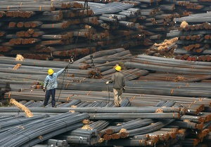 Промышленность еврозоны переживает максимальное за два с половиной года падение