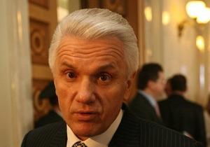 Литвин выступил против законодательного закрепления отказа от НАТО