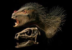 В Южной Африке нашли останки саблезубого травоядного динозавра