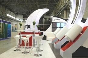 Gorenje взяла участь у найбільшій виставці інженерного устаткування на території СНД \ Аква-Терм Київ\