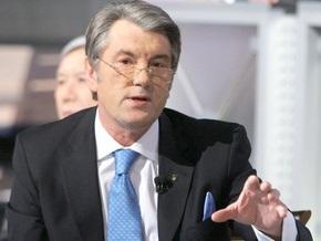 Ющенко признался, что ненавидит политику и пообещал уйти через пять лет